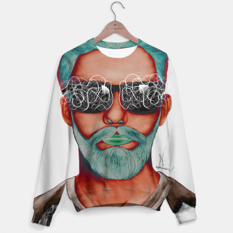 Thumbnail image of Visionary effect Sweater, Live Heroes