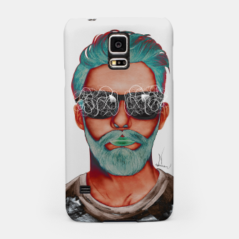 Thumbnail image of Visionary effect Samsung Case, Live Heroes