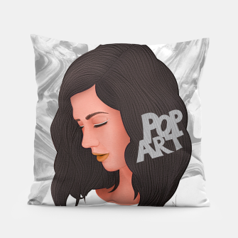 Miniaturka Marina and the diamonds Pillow, Live Heroes