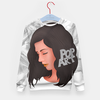 Miniaturka Marina and the diamonds Kid's Sweater, Live Heroes