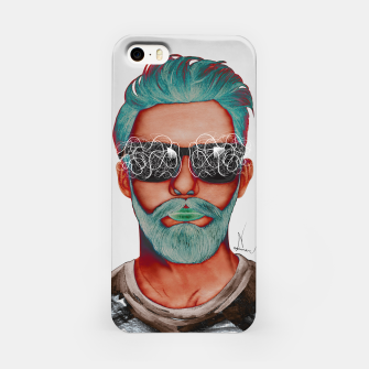 Thumbnail image of Visionary effect iPhone Case, Live Heroes