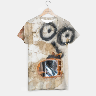Miniatur Wall-Eyed Surprise T-shirt, Live Heroes