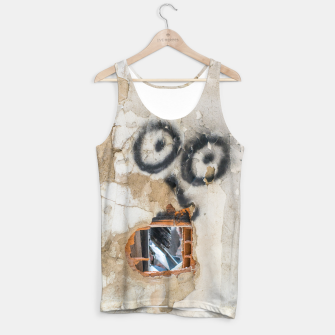 Miniatur Wall-Eyed Surprise Tank Top, Live Heroes