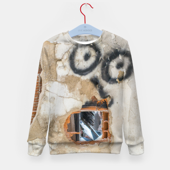 Miniatur Wall-Eyed Surprise Kid's Sweater, Live Heroes