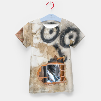 Miniatur Wall-Eyed Surprise Kid's T-shirt, Live Heroes