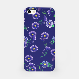 Thumbnail image of Purple Flowers iPhone Case, Live Heroes