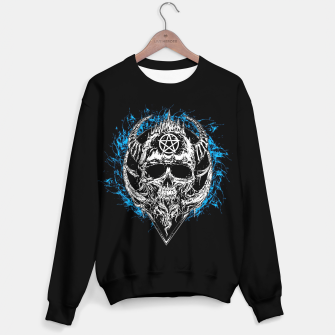 Thumbnail image of Skkull Sweater, Live Heroes