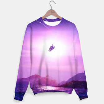 Thumbnail image of Spaceman Sweater, Live Heroes