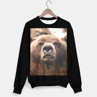 Thumbnail image of Wild Bear Sweater regular, Live Heroes