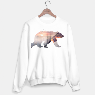 Thumbnail image of Urban Bear Sweater regular, Live Heroes