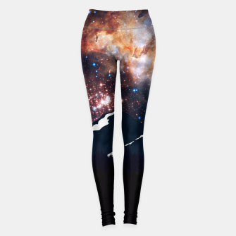Thumbnail image of MOUNTAIN FLARE Leggings, Live Heroes