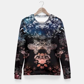 Thumbnail image of DARK GARDEN Fitted Waist Sweater, Live Heroes