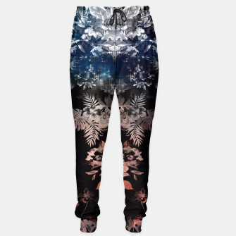 Thumbnail image of DARK GARDEN Sweatpants, Live Heroes