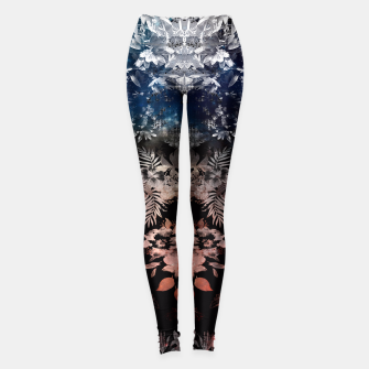 Thumbnail image of DARK GARDEN Leggings, Live Heroes