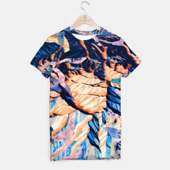 Thumbnail image of MOUNTAIN 01 T-shirt, Live Heroes