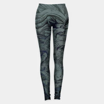 Thumbnail image of Mix Night Leggings, Live Heroes