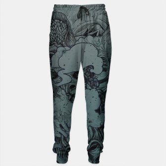 Thumbnail image of Mix Night Sweatpants, Live Heroes