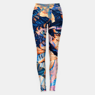 Thumbnail image of MOUNTAIN 01 Leggings, Live Heroes
