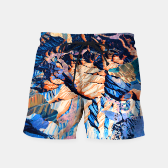 Thumbnail image of MOUNTAIN 01 Swim Shorts, Live Heroes