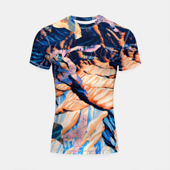 Thumbnail image of MOUNTAIN 01 Shortsleeve Rashguard, Live Heroes