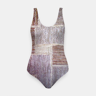 Thumbnail image of 3D Leather textile Swimsuit, Live Heroes