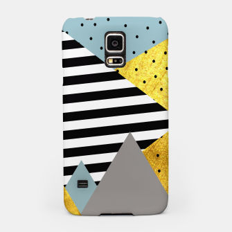 Thumbnail image of Fall Abstraction Green Samsung Case, Live Heroes