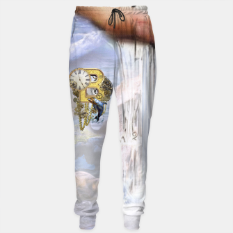 Thumbnail image of Steampunk Birthday letter B T-shirt  Sweatpants, Live Heroes