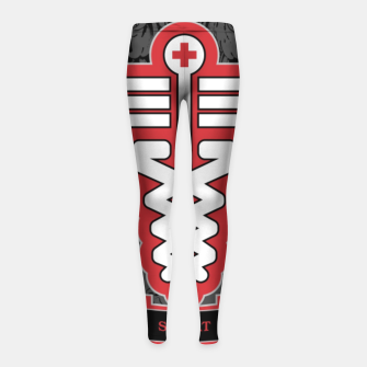 Registered Nurse Girl's Leggings thumbnail image