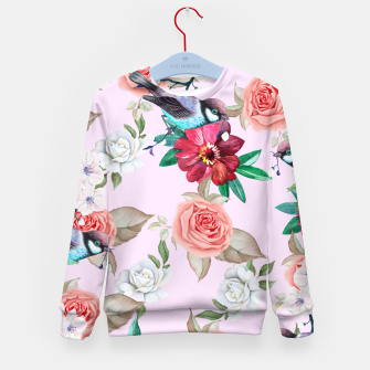 Thumbnail image of Rose Sparrow Kid's Sweater, Live Heroes