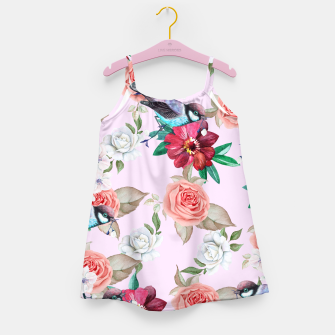 Miniaturka Rose Sparrow Girl's Dress, Live Heroes