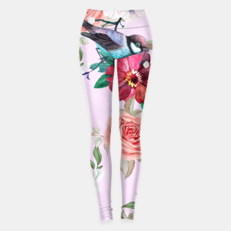 Thumbnail image of Rose Sparrow Leggings, Live Heroes