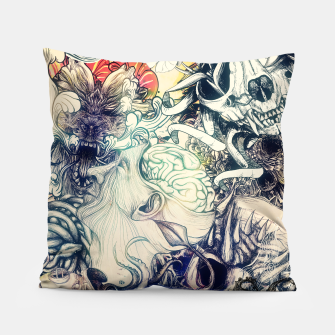 Thumbnail image of Second Mix Pillow, Live Heroes