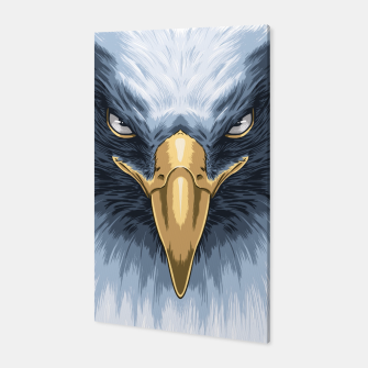 Thumbnail image of Eagle Face Canvas, Live Heroes