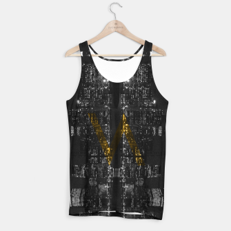 Thumbnail image of Manhattan Skyline Tank Top, Live Heroes