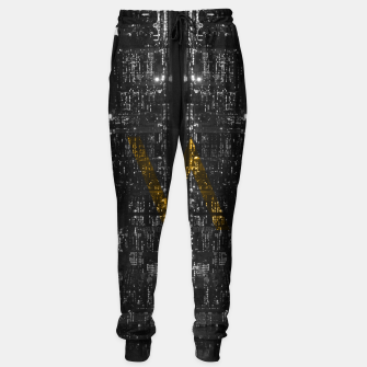 Thumbnail image of Manhattan Skyline Sweatpants, Live Heroes