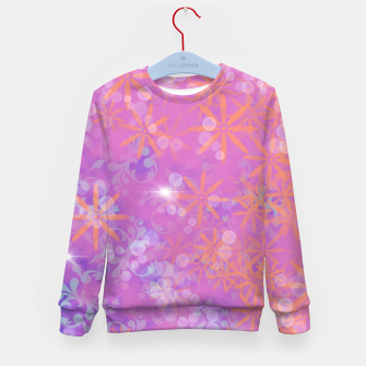 Thumbnail image of Childish Fun Kid's Sweater, Live Heroes