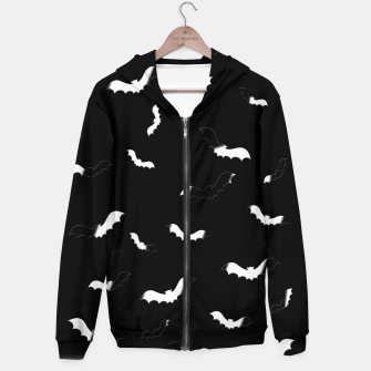 Thumbnail image of Gothic Bats Hoodie, Live Heroes