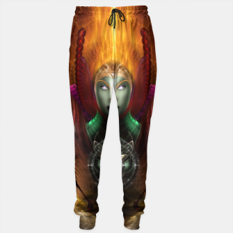 Thumbnail image of Riddian Queen Of Cosmic Fire Sweatpants, Live Heroes