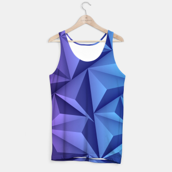 Thumbnail image of 3D Polygonal Design  Muskelshirt , Live Heroes