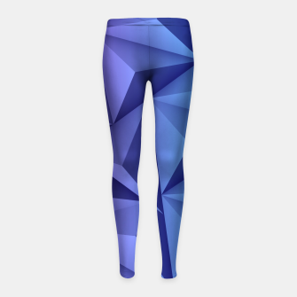 Thumbnail image of 3D Polygonal Design  Kinder-Leggins, Live Heroes