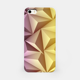 Thumbnail image of 3D Polygonal Design  iPhone-Hülle, Live Heroes
