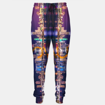 Thumbnail image of Miami Skyline Sweatpants, Live Heroes