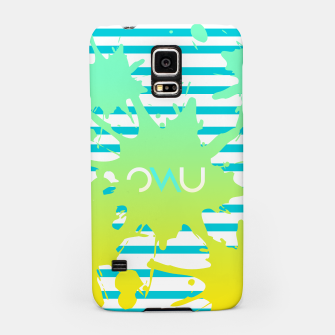 Thumbnail image of Paint Splatter Samsung Case, Live Heroes