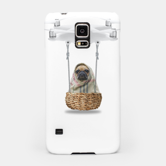 Miniatur Roads Where We're Going We Dont Need Roads Samsung Case, Live Heroes