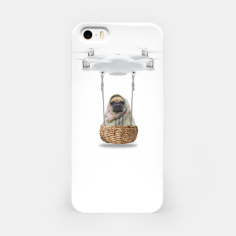 Miniatur Roads Where We're Going We Dont Need Roads iPhone Case, Live Heroes