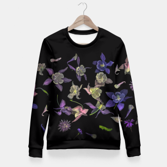 Miniatur  Flower Magic Fitted Waist Sweater, Live Heroes