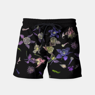 Miniatur  Flower Magic Swim Shorts, Live Heroes