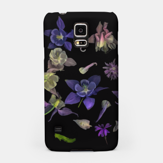 Miniatur  Flower Magic Samsung Case, Live Heroes