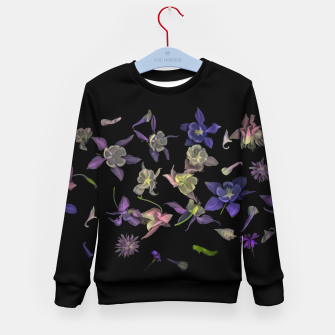Miniatur  Flower Magic Kid's Sweater, Live Heroes
