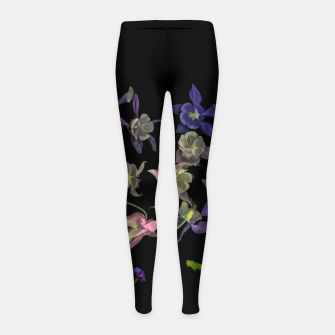 Miniatur  Flower Magic Girl's Leggings, Live Heroes